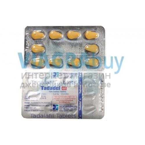 Tadadel 60 как эффективное средство для увеличения ...